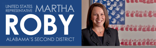 Martha Roby top banner