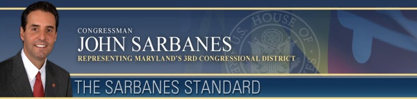 Sarbanes banner